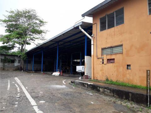 vendo oficinas con galera industrial en pedregal