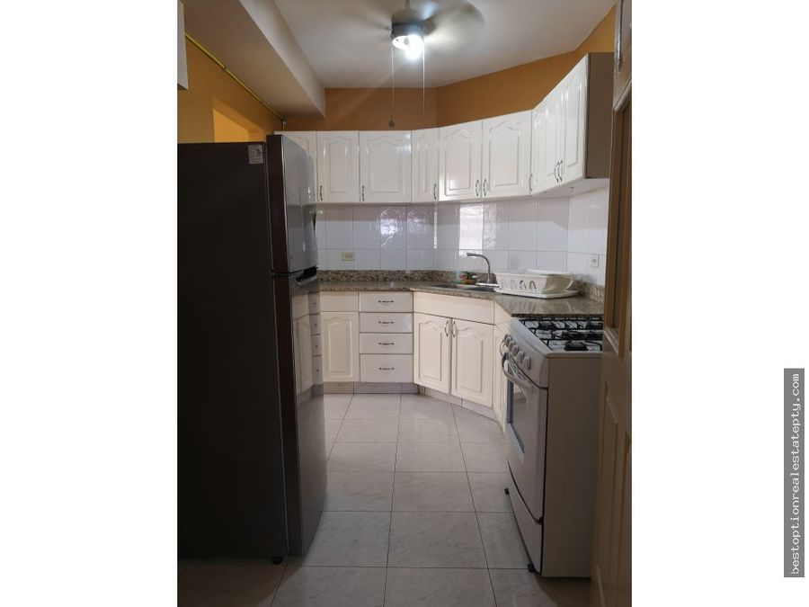 alquilo apartamento en san francisco 3 hab amoblado 115m2