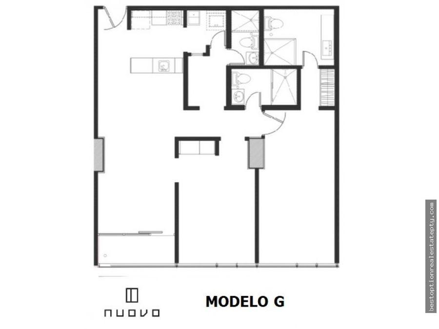 vendo apartamento en nuovo panama by armani