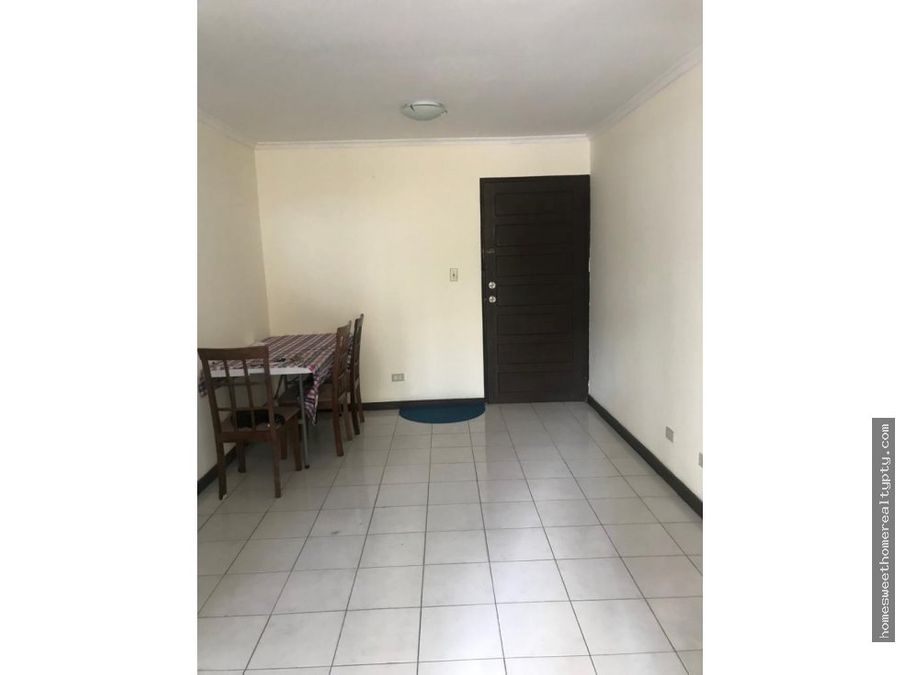 vendo apartamento centrico en 12 de octubre jr