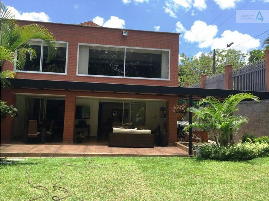 casa en venta envigado