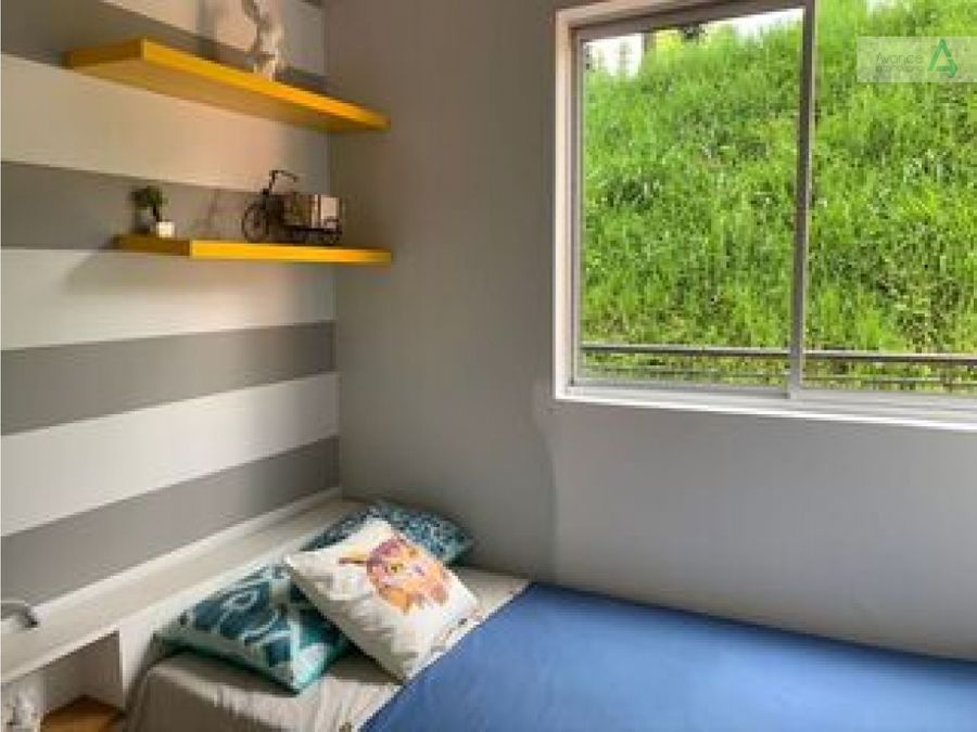apartamento en venta en caldas
