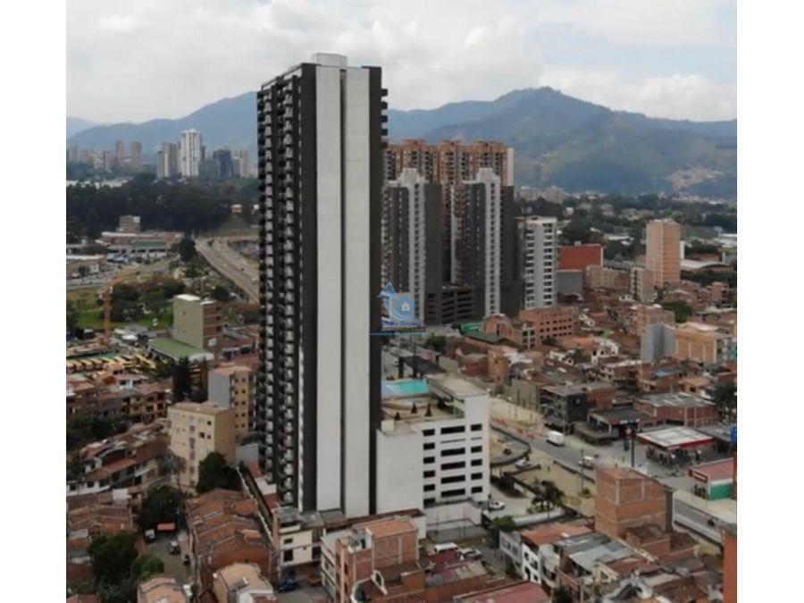 venta apartamento en sabaneta sector central