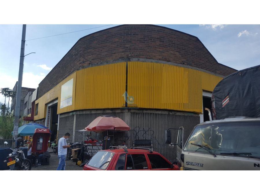 bodega en alquiler sector barrio triste con san juan