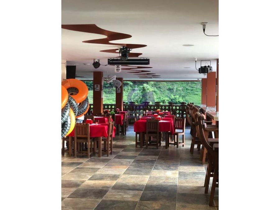venta de finca hotel en ciudad bolivar antioquia