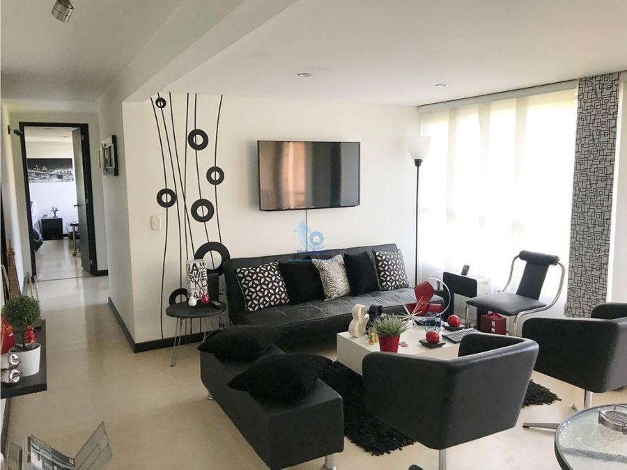 venta apartamento en medellin sector poblado loma de san julian