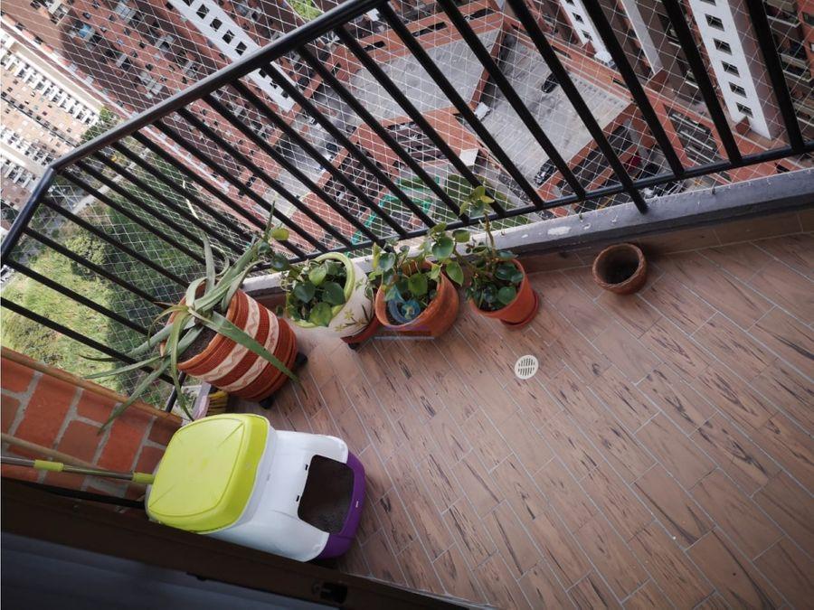 vendo apartamento en rodeo alto