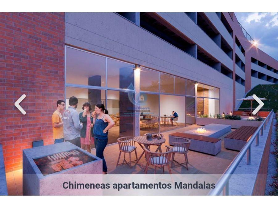 venta apartamento cesion derechos proyecto mandala envigado camino ver