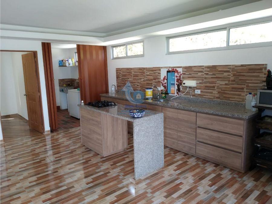 casa finca a la venta en el carmen de viboral