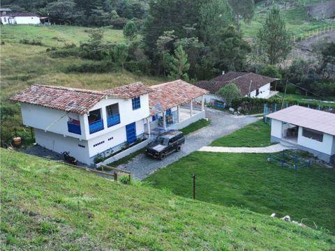 ganga oportunidad casa finca a la venta en el carmen de viboral
