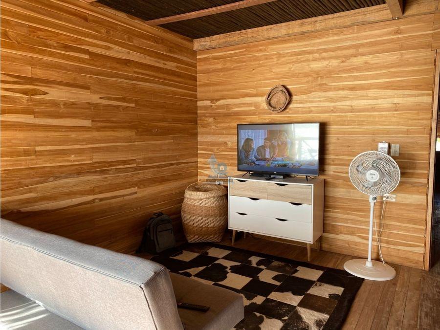 venta cabana en rincon del mar
