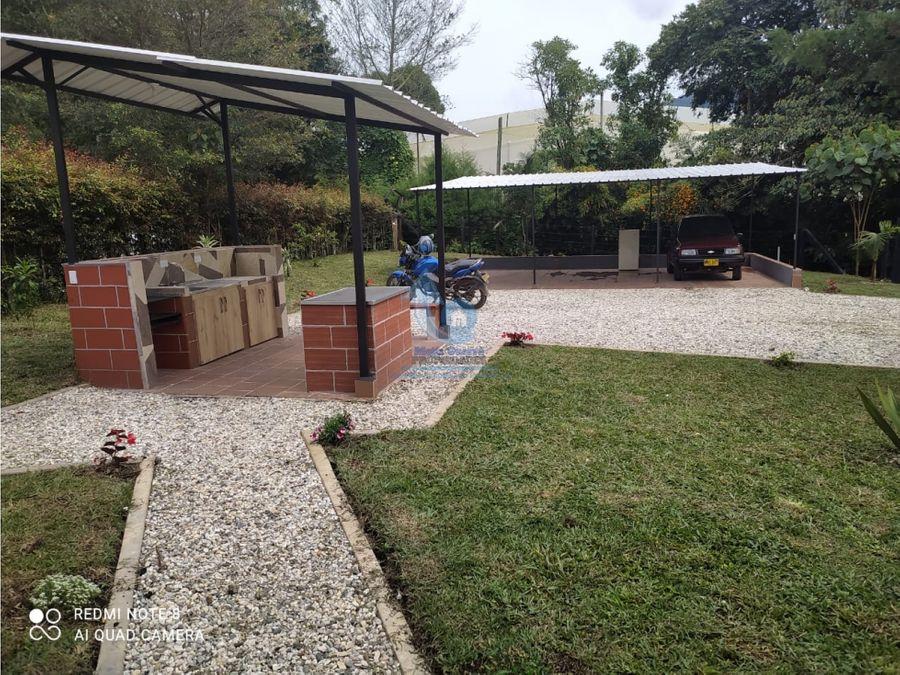 venta casa campestre en el carmen de viboral