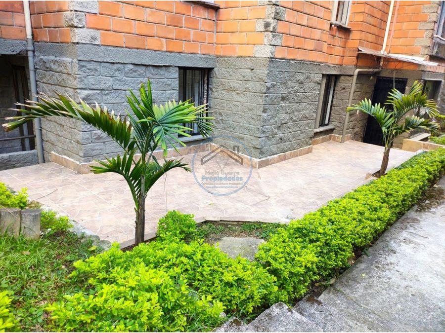 venta de apartamento en envigado sector senorial