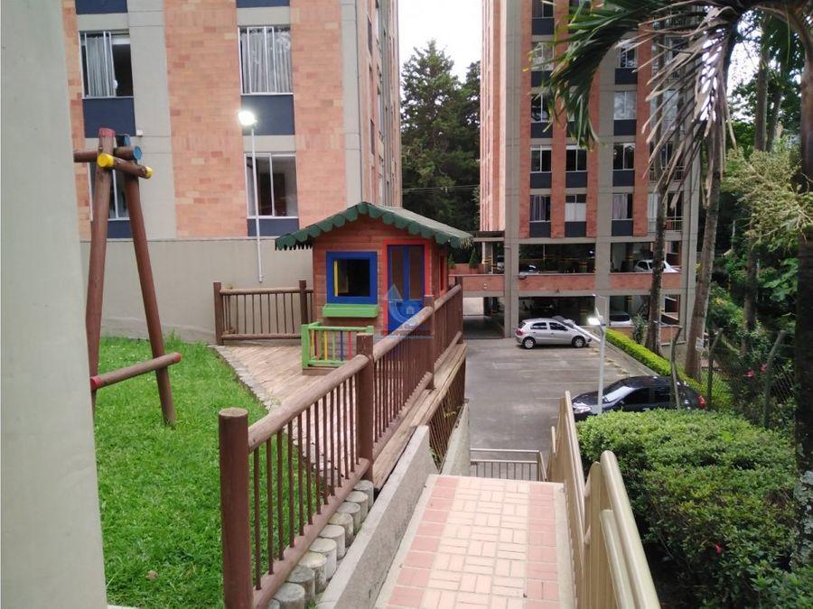 venta de apartamento en envigado sector escobero la inmaculada