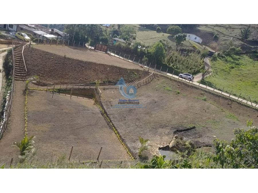 venta lote en guarne vereda colorado