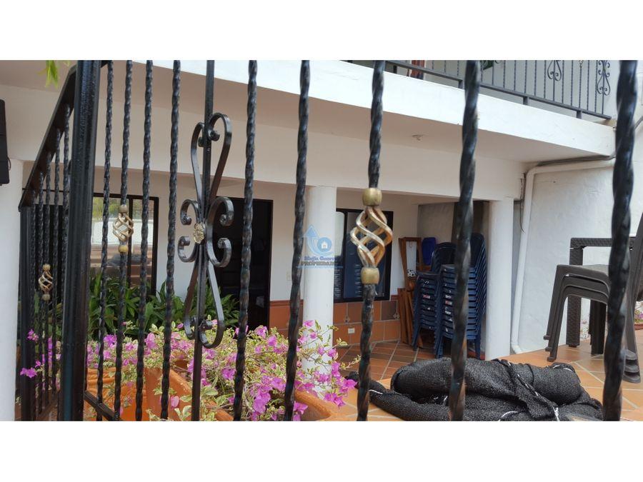 alquila casa de recreo en santafe de antioquia
