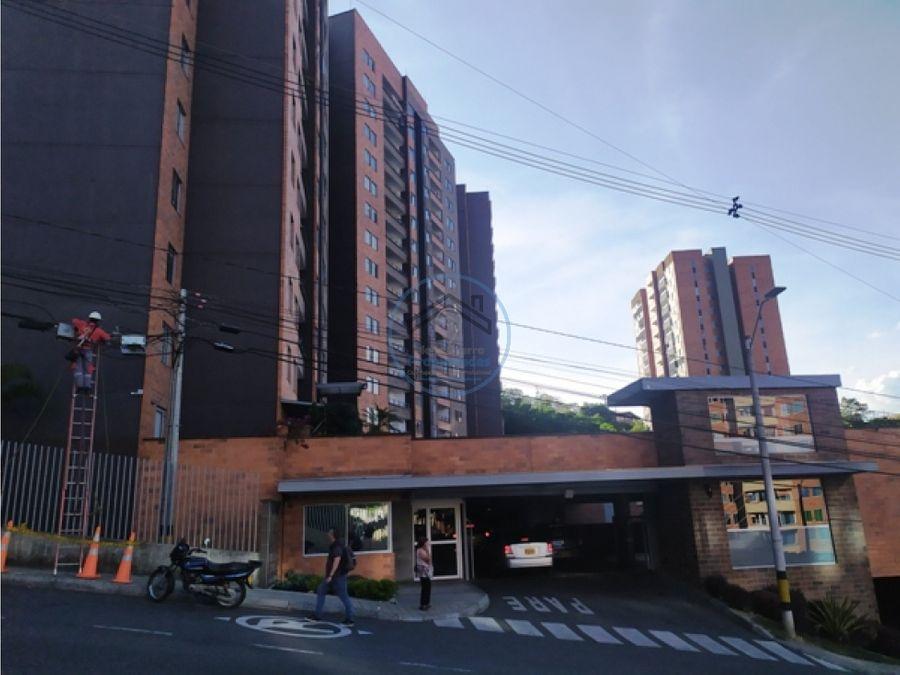 venta apartamento en loma de los almendros envigado