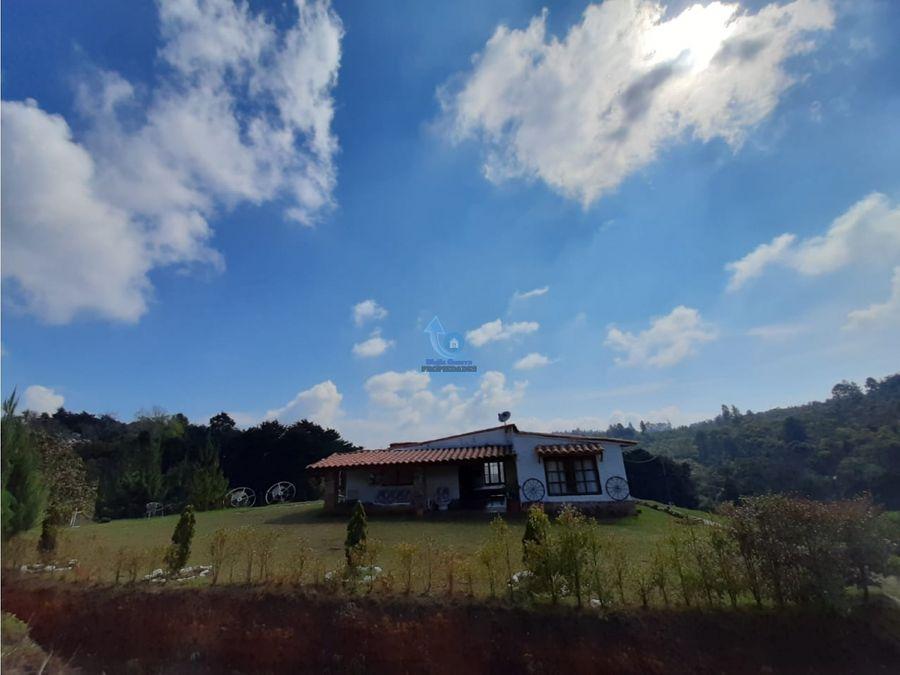 lote con casa de 60 mts2 en santa elena antioquia