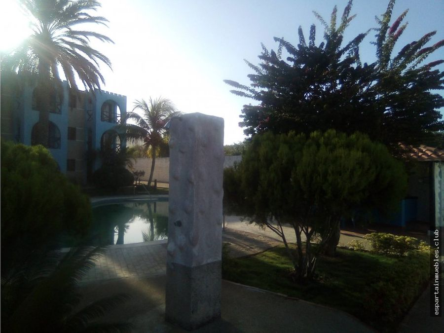 playa el agua apartamento venta margarita