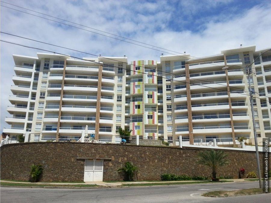blue bay pampatar vista al mar apartamento