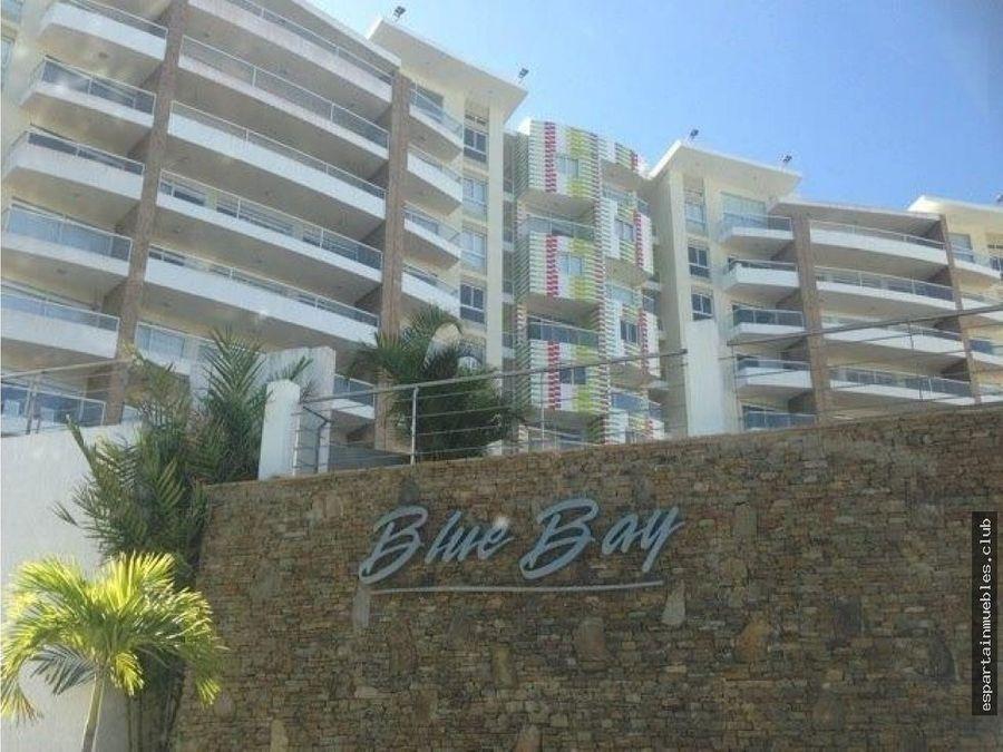 blue bay apartamento venta pampatar margarita