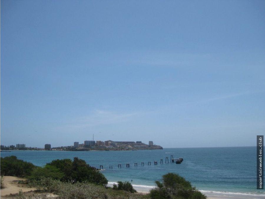 porto vecchio playa moreno venta margarita