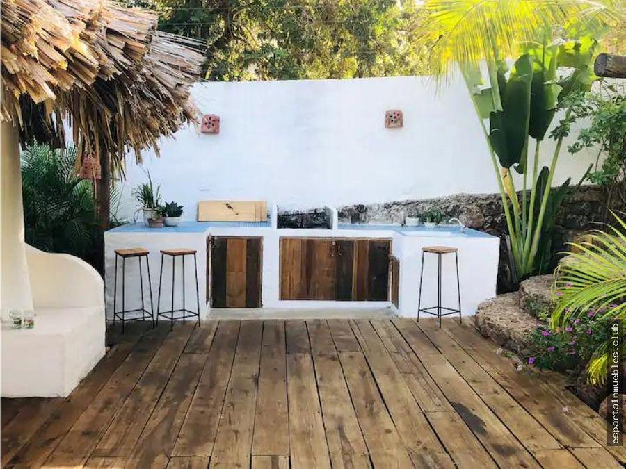 casa estilo ranchos de chana guacuco alquiler margarita r