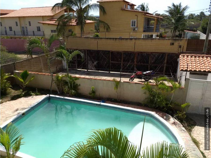 villa guadalupe apartamento venta margarita