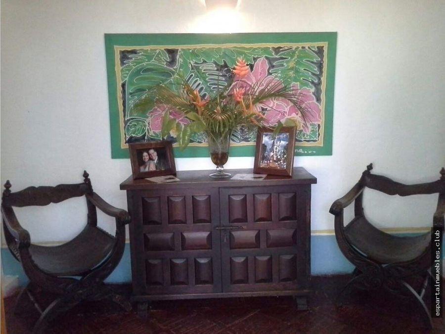 casa colonial guacuco venta margarita