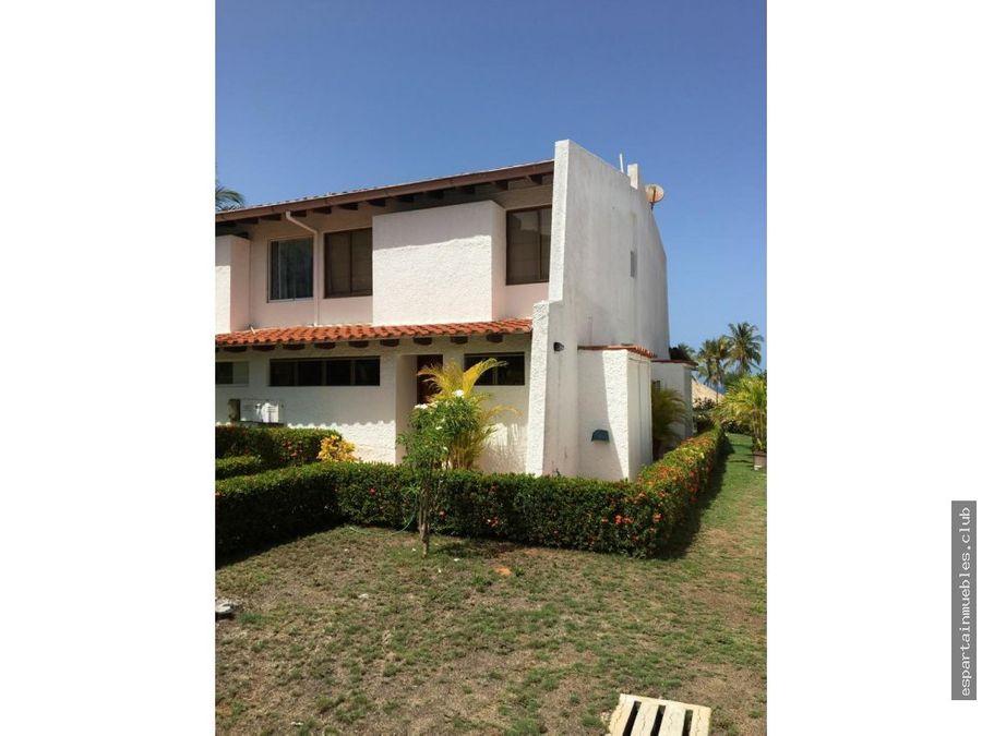 terrazas de guacuco town house venta margarita