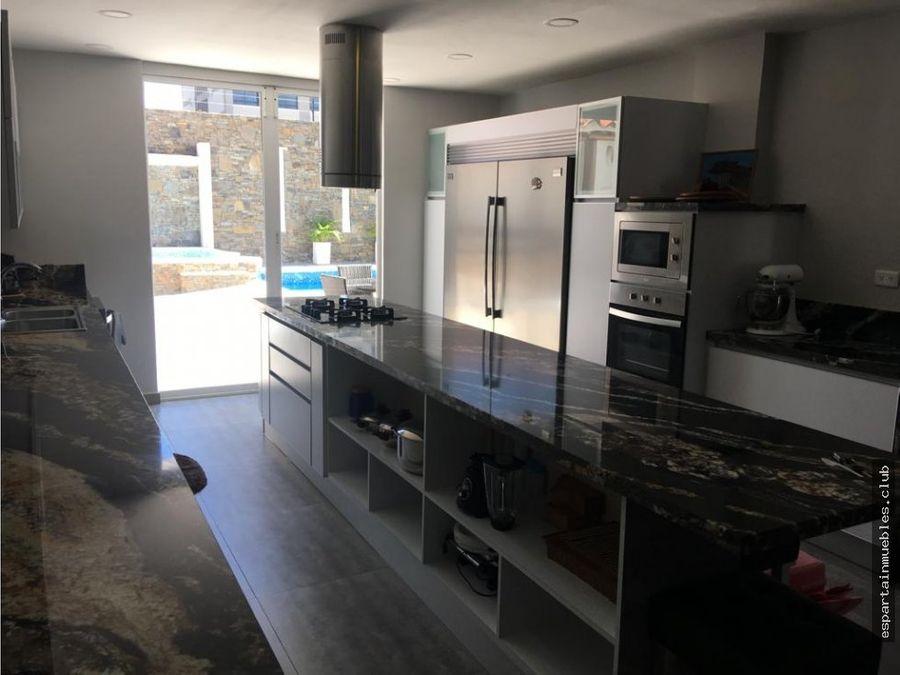 casa moderna jorge coll venta margarita