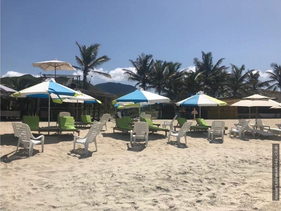 restaurante playa parguito venta margarita r