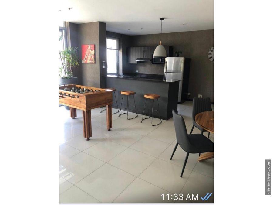 apartamento 1 habitacion en nunciatura rohrmoser