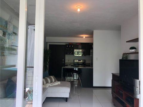 alquiler apartamento con linea blanca santa ana