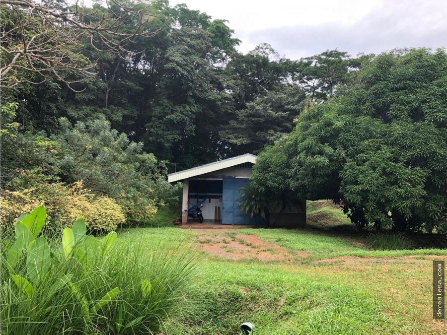 terreno frente a la ruta 27 coyolar orotina