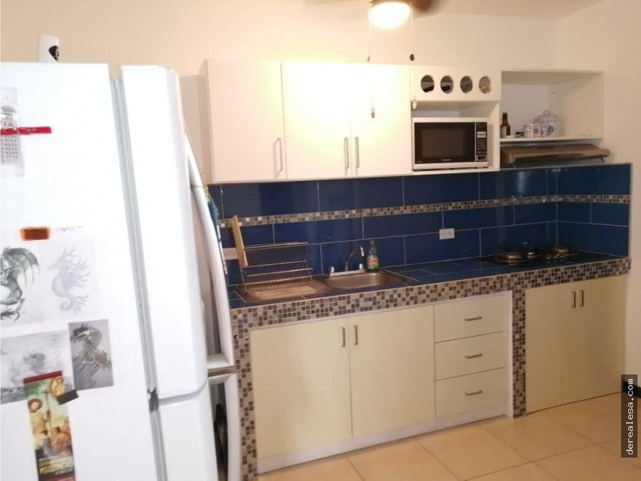 casa en condominio malaga playa bejuco
