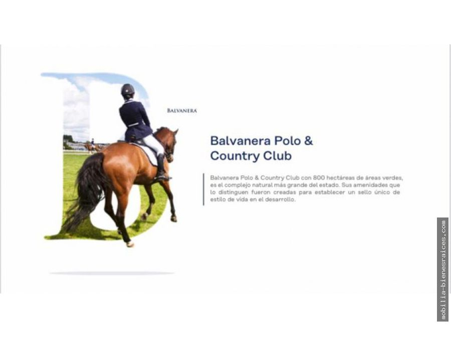 balvanera polo country club
