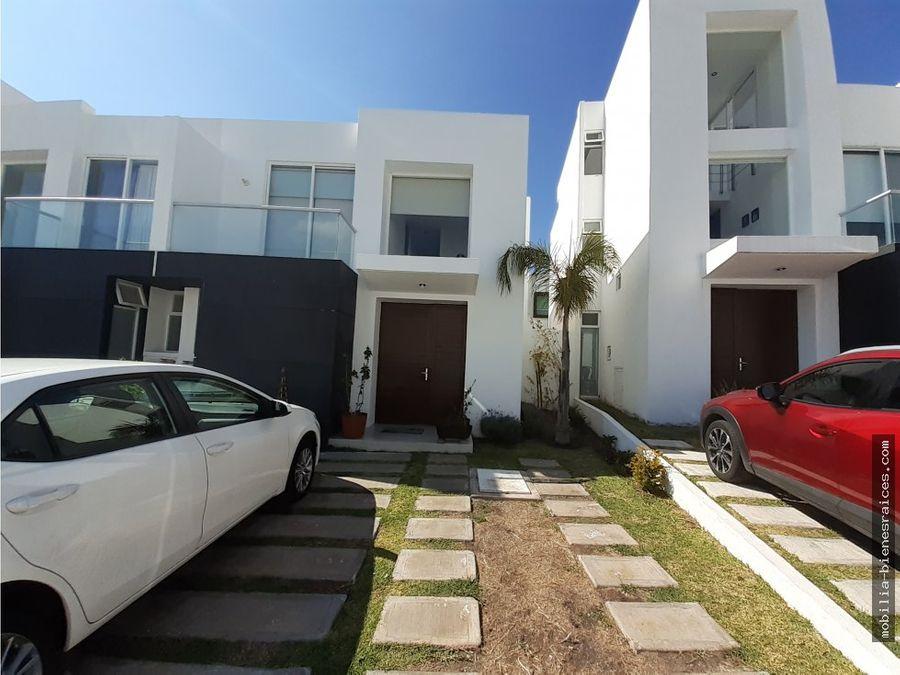 venta de casa en refugio en cluster 2820000