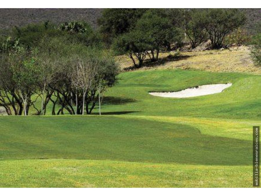 el encino residencial golf queretaro