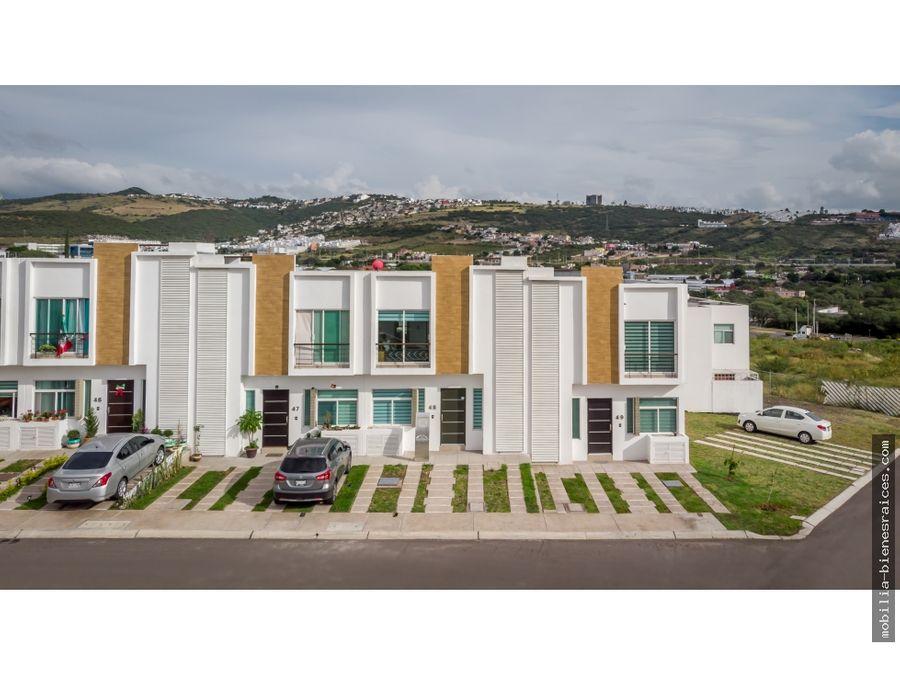 casa en venta 2100000 colinas del santuario corregidora qro