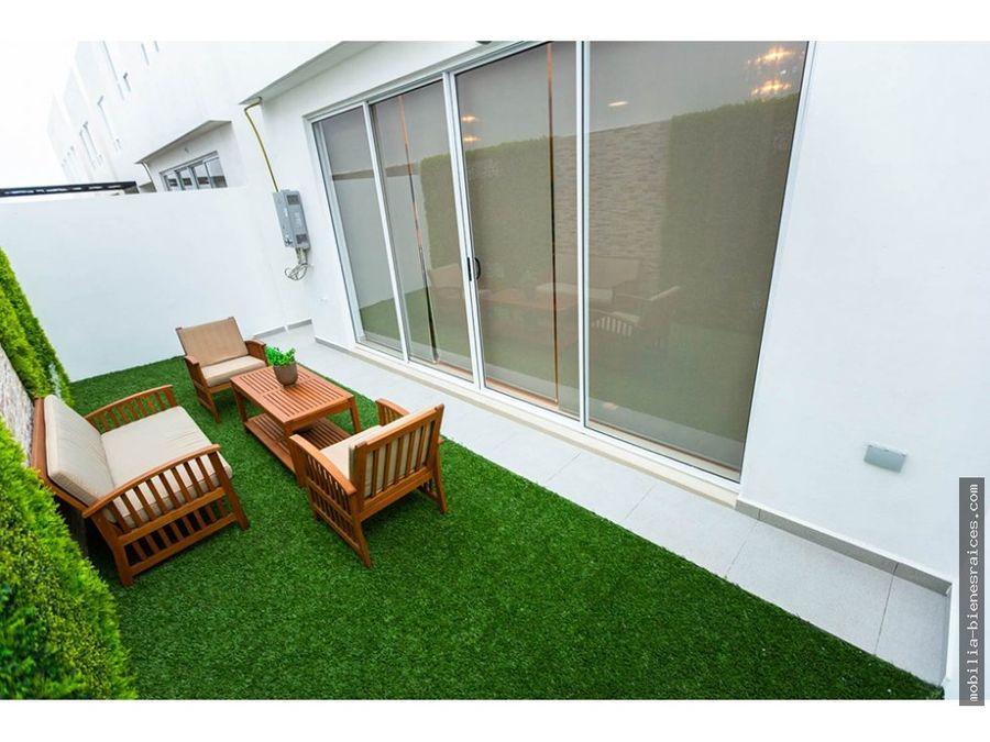 venta casa 3 rec con roof garden el refugio qro