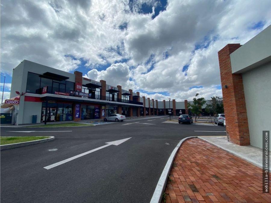 local comercial plaza el manantial