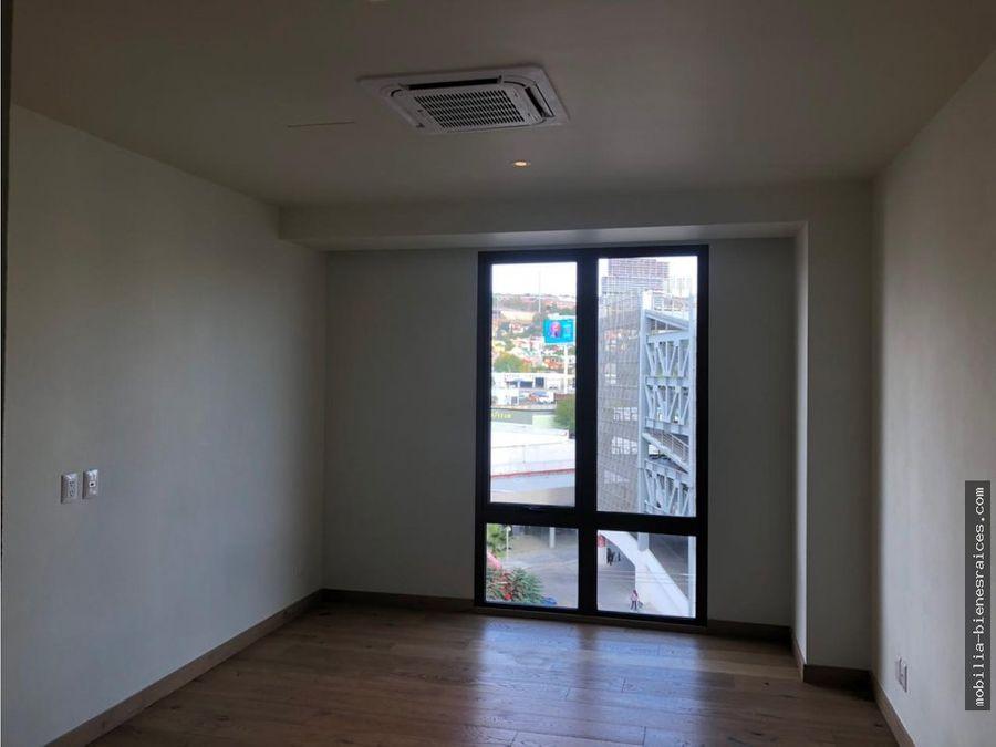 renta departamento con balcon 410 la gota residencial