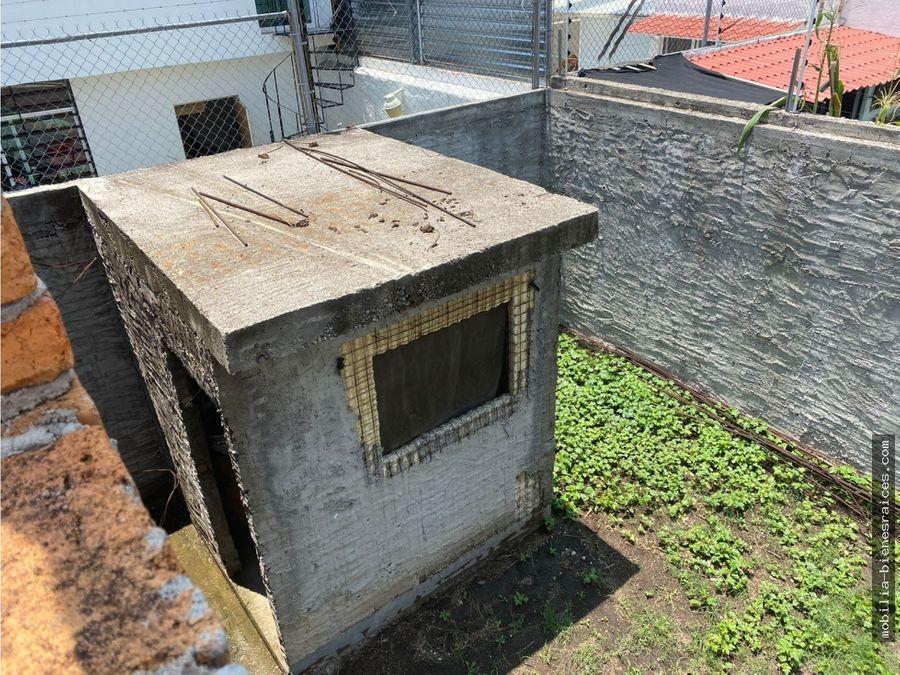 casa en construccion de oportunidad las trojes queretaro