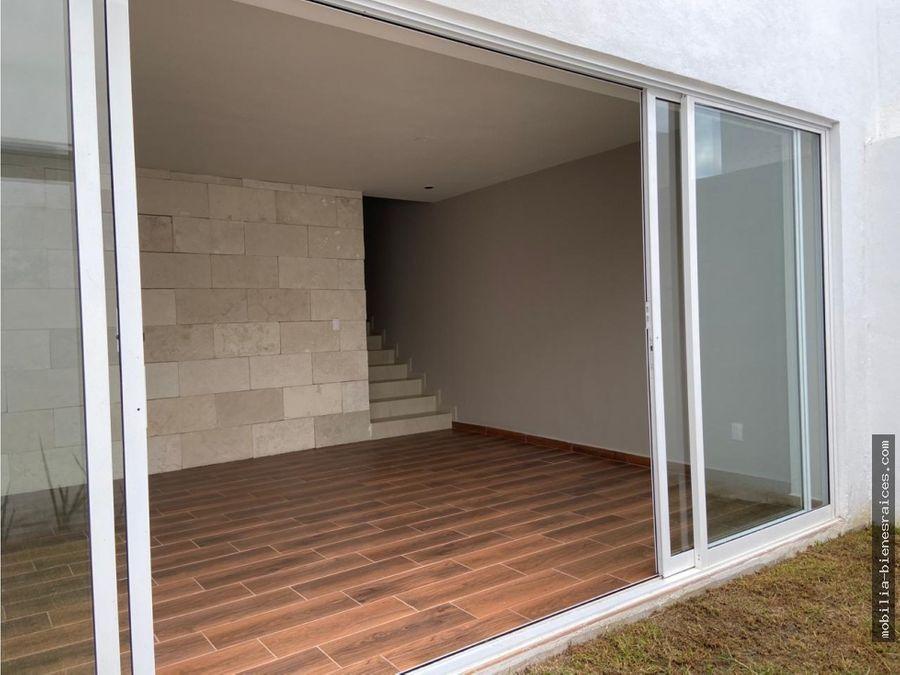 venta casa nueva en pedregal de shoenstat corregidora qro