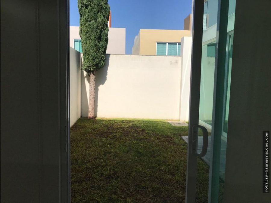 casa en renta la vista residencial queretaro