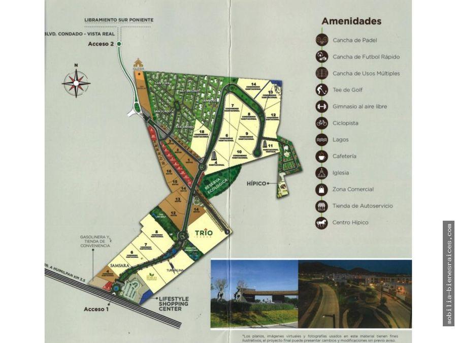 se vende terreno de uso mixto en el condado
