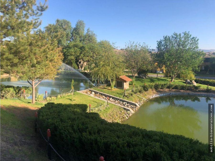 terreno residencial hacienda la presita en san miguel de allende