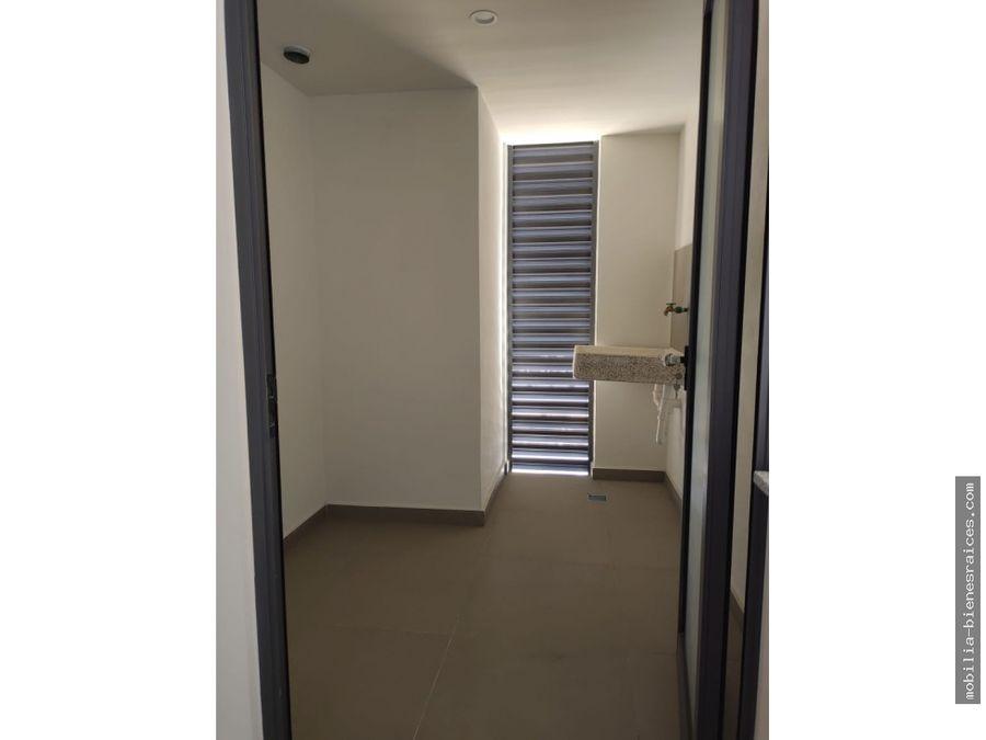 renta de departamento en el piso 8 en summit park 1400000