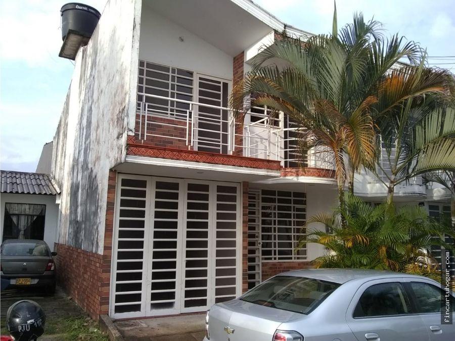 venta casa en balcones de san diego acacias meta